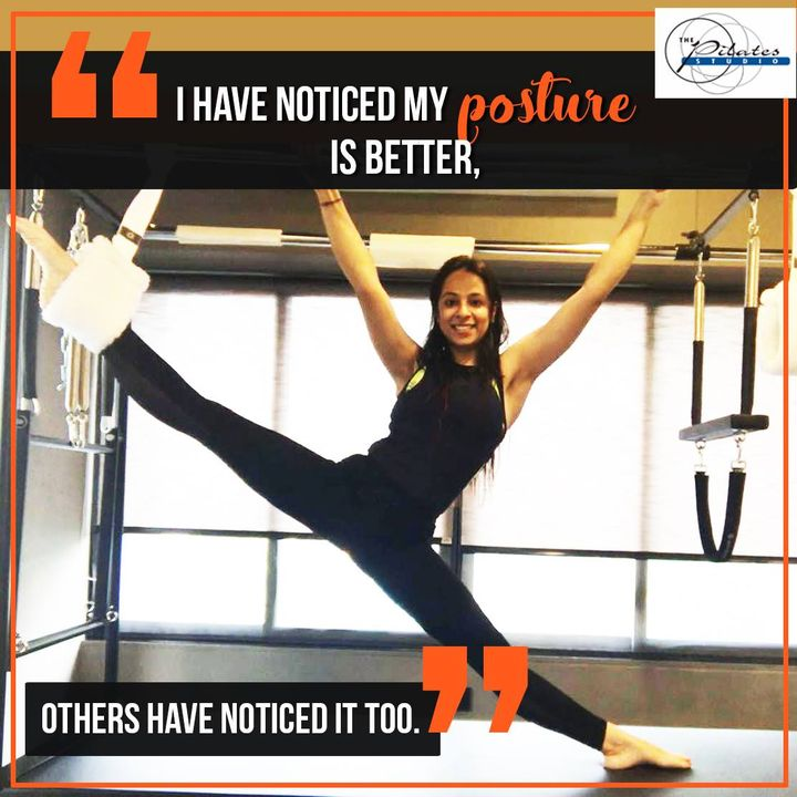 Pilates is a beautiful form of exercise that builds physical strength, flexibility & sharpens mental awareness through the use of special equipment.   Harshika Patel - Fitness Enthusiast & Entrepreneur, gives us some real fitness goals at The Pilates Studio - Ahmedabad! She's been involved in hard-core fitness activities for over a decade now!  Contact us for queries on: 9099433422/07940040991 www.pilatesahmedabad.in