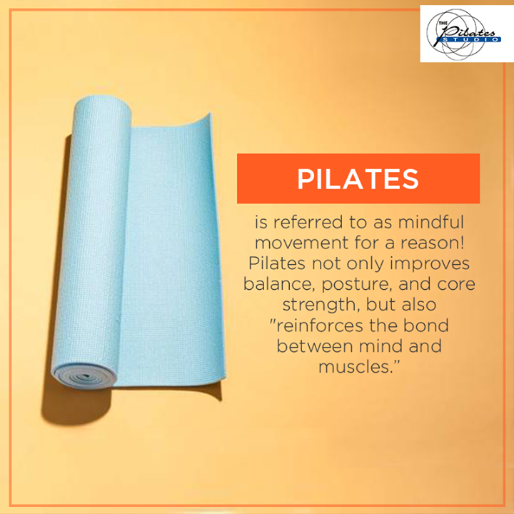 Pilates is more than just an exercise that increases your strength or tones your body.   It disciplines your body and mind, teaching you how to breathe, believe and focus in order to achieve whatever you want.  For queries and bookings, please contact us: 9099433422/07940040991 www.pilatesahmedabad.in