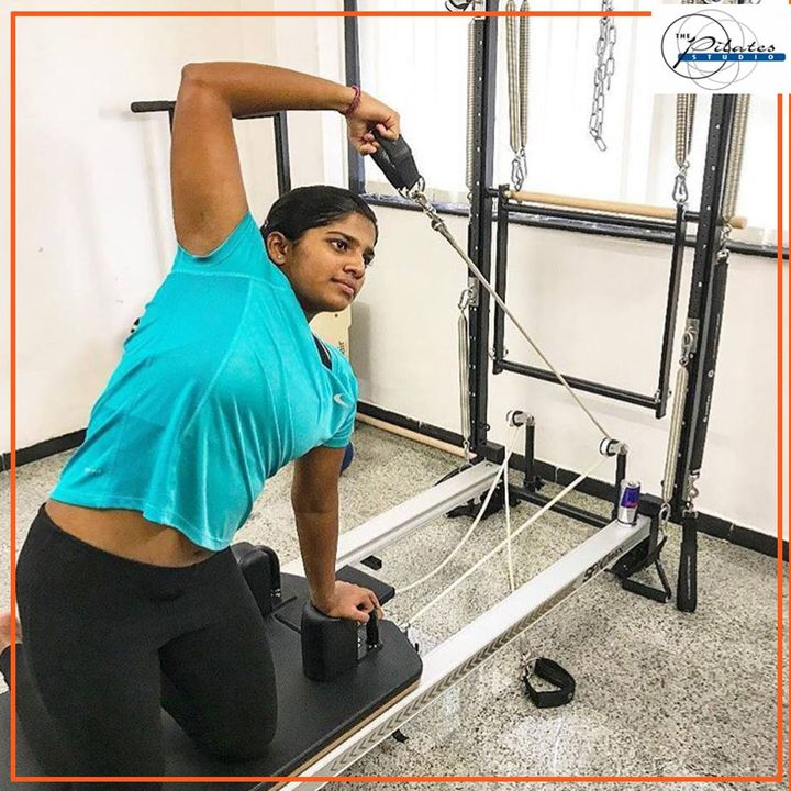 #MondayMotivation: If it doesn't challenge you, it won't change you! 🤗   Set your fitness goals and make them a priority!! 💪🏼💪🏼  For queries and bookings, please contact us: 9099433422/07940040991 www.pilatesaltitude.com