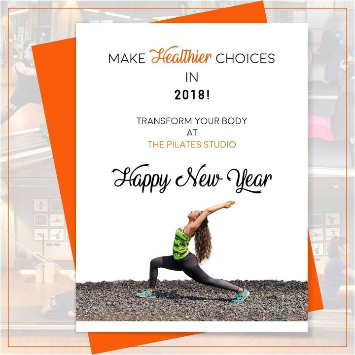 365 New Days and  365 New Chances.. This is the beginning of anything you want!  Start Now .. Start Today!  Wishing you all a Happy & a Prosperous New Year!  For queries and bookings, please contact us: 9099433422/07940040991 www.pilatesaltitude.com
