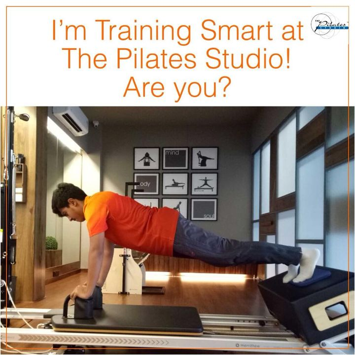 Are you?   If not, it's about time you get started with your Pilates Training at #ThePilatesStudioAhmedabad!  😁💪🏼   Contact us for queries on: 9099433422/07940040991 www.pilatesaltitude.com