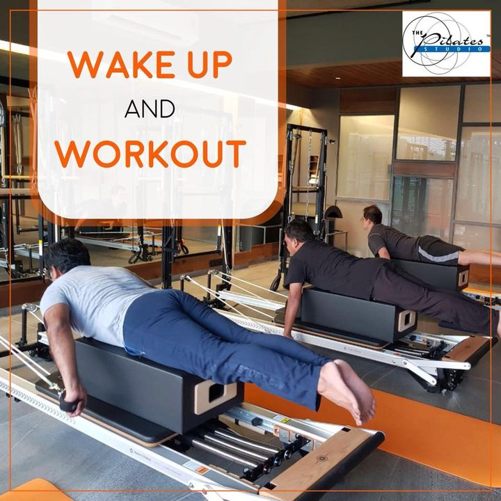 The Pilates Studio,  MondayMotivation: