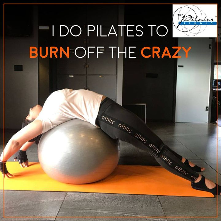 YES!   We Train Smart! 😉💪🏼  Contact us for queries on: 9099433422/07940040991 www.pilatesaltitude.com