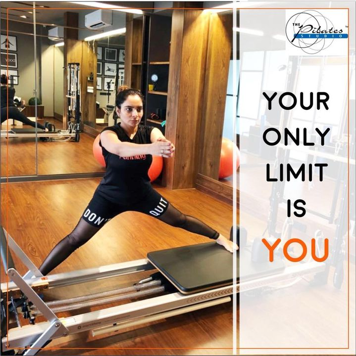 #FriYAYMotivation: Be a WARRIOR. Get your SWEAT on! 💪🏼💪🏼   Contact us for queries on: 9099433422/07940040991 www.pilatesaltitude.com