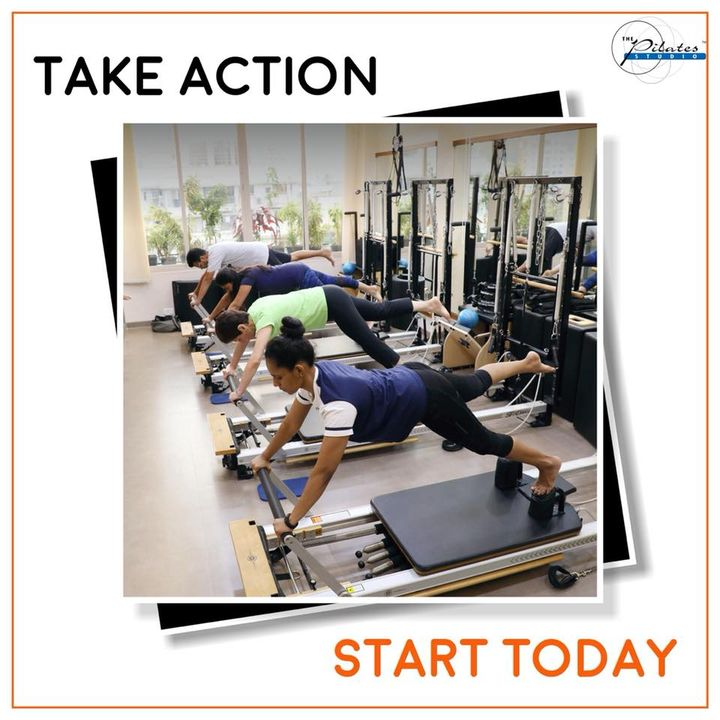 #MondayMotivation 💪🏼  What will you do to challenge yourself today?   Contact us for queries on: 9099433422/07940040991 www.pilatesaltitude.com