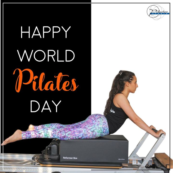 Celebrate #PilatesDay!  Pilates Day presents an extraordinary opportunity for the Pilates community to unite in celebration of everything Joseph and Clara Pilates brought to the world.  It spotlights the joy experienced through Pilates – in health, community and quality of life :)