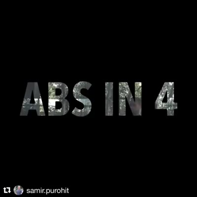 Here's some #MondayMotivation for you from the founder himself, Mr. Samir Purohit 💪🏼 . . #Repost @samir.purohit with @get_repost ・・・ Some exercises done (with Pilates Principles) which I feel are brilliant for ab strengthening and toning.   I suggest you do these for 4 weeks (3 to 4 times a week) along with your Pilates, Strength Training, Cardio etc with good Nutrition and I assure you that you will see a very visible change in your ab definition.   The exercises are :  1. Ab Choppers - 30 reps (15 each side)  2. The Pilates Hundreds  3. Single Leg Stretch - 20 reps  4. Straight Leg (single leg drop) - 20 reps  5. Planks - 60 seconds  . . NamrataPurohit #realmendopilates  Contact us for queries on: 9099433422/07940040991 www.pilatesaltitude.com . . .  #Pilates #PilatesCommunity #Fitness #FitnessEnthusiasts #HealthTips #ahmedabad