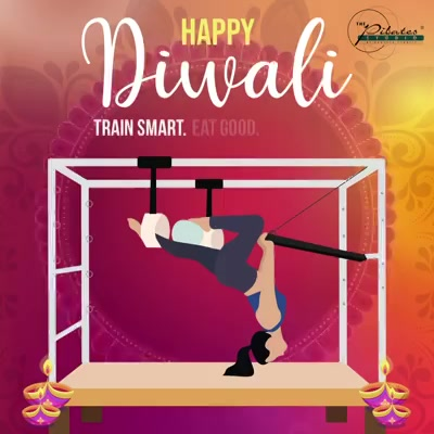 May this Diwali bring endless moments of joy, love,  happiness and fill your days with pleasant surprises! 💓 . . Wishing you and your family a very happy, healthy and safe Diwali! ✨ . . . #Diwali #HappyDiwali #FestiveSeason #SeasonsGreetings #diwali2019 #DiwaliCelebrations #pilates #stayfit #Healthy #Strong #trainsmart #love #peace #festivaloflights #exercise #sweets #Fit #FitIndia #HumFitTohIndiaFit  #PilatesCommunity #Fitness #FitnessEnthusiasts  #Stretch #WorkOut  #Relax #FitnessMotivation #InstaFit